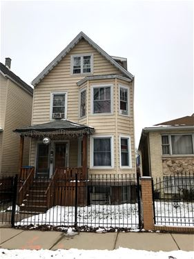 3014 N Gresham Unit 1, Chicago, IL 60618 Avondale