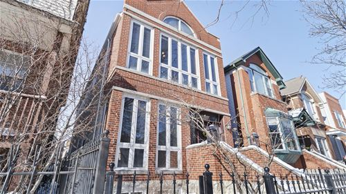 1508 N Paulina, Chicago, IL 60622 Wicker Park