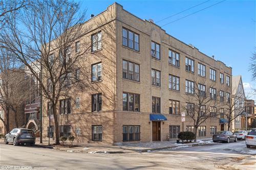 1205 W Lill Unit G, Chicago, IL 60614 Lincoln Park