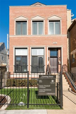 1342 W Melrose, Chicago, IL 60657 West Lakeview