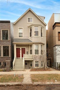 1520 W Wellington, Chicago, IL 60657 Lakeview