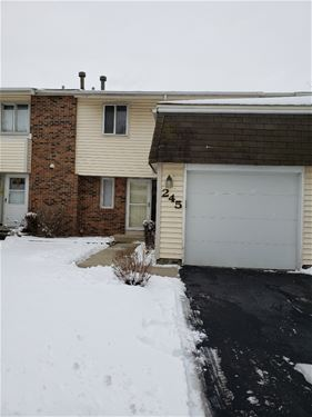 245 Diane, Bolingbrook, IL 60440