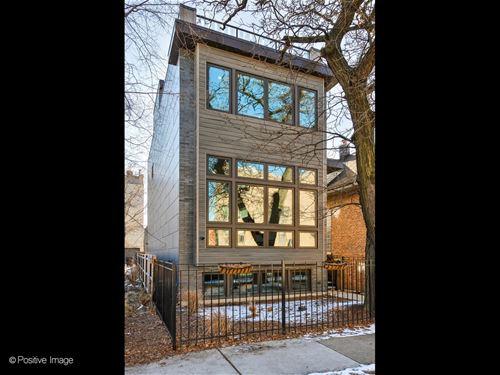 2331 W Moffat, Chicago, IL 60647 Bucktown
