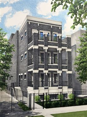 2049 N Bissell Unit 2, Chicago, IL 60614 Lincoln Park