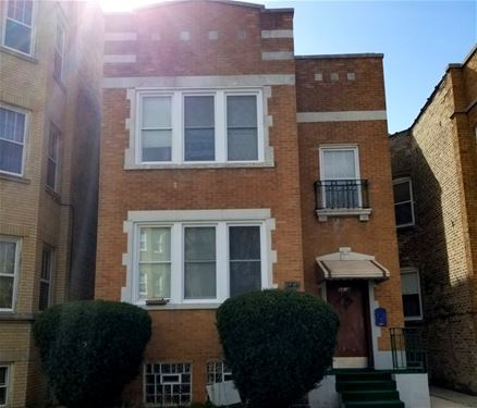 5418 N Kimball, Chicago, IL 60625 North Park