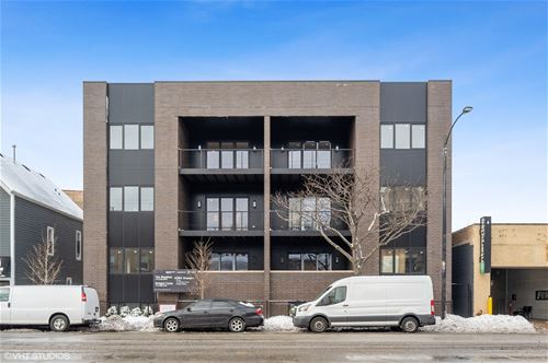 4304 N Western Unit 3S, Chicago, IL 60618 Northcenter