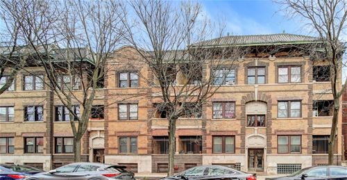 5107 S Ingleside Unit 2, Chicago, IL 60615 Hyde Park