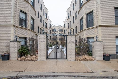 7442 N Hermitage Unit 3H, Chicago, IL 60626 Rogers Park