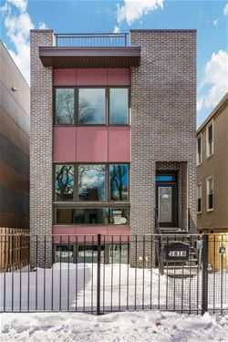 1710 N Rockwell, Chicago, IL 60647 Logan Square