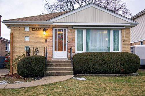 4944 N Rutherford, Chicago, IL 60656 Norwood Park