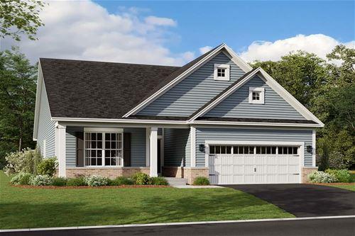 12337 S Prairie Ridge Lot #110, Plainfield, IL 60585