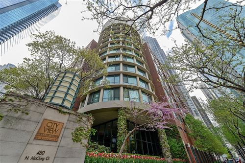 480 N Mcclurg Unit 909, Chicago, IL 60611 Streeterville