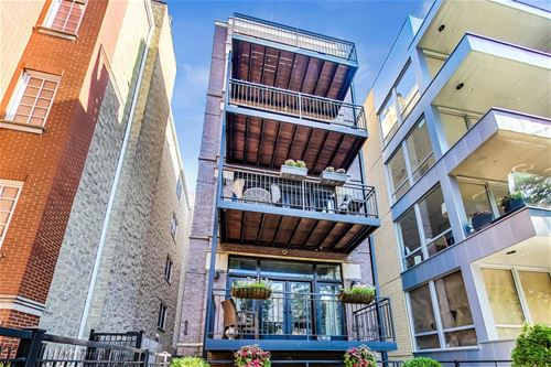 639 W Wrightwood Unit 4, Chicago, IL 60614 Lincoln Park