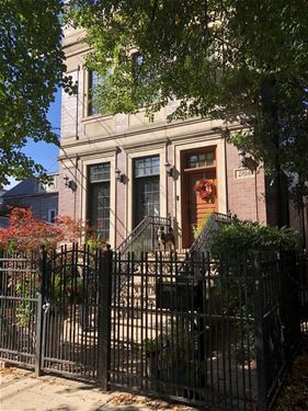 2814 N Greenview, Chicago, IL 60657
