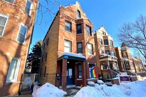 1931 N Honore Unit 1, Chicago, IL 60622 Bucktown