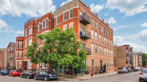 1322 W Huron Unit 1N, Chicago, IL 60642 Noble Square
