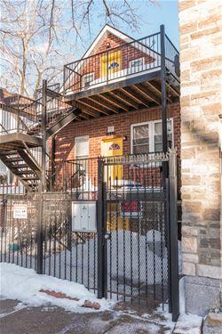 1833 N Drake Unit B, Chicago, IL 60647 Logan Square