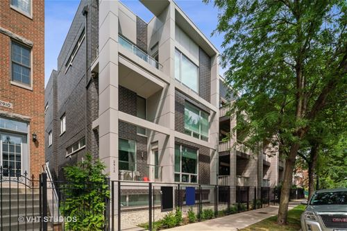 2912 N Damen Unit 1W, Chicago, IL 60618 Hamlin Park