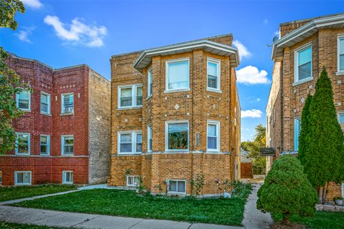 6066 N Albany, Chicago, IL 60659 West Ridge