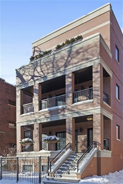 2744 N Mildred Unit 2, Chicago, IL 60614 Lincoln Park