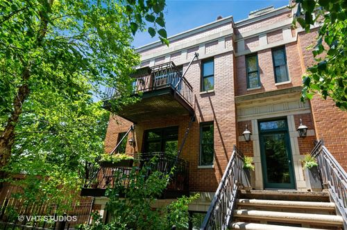 1368 N Mohawk Unit 3S, Chicago, IL 60610 Old Town