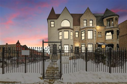 4419 S Greenwood, Chicago, IL 60653 Kenwood