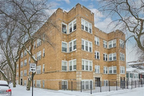3853 W Ainslie Unit 3, Chicago, IL 60625