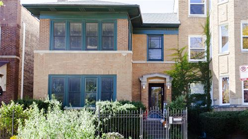 4938 N Rockwell, Chicago, IL 60625
