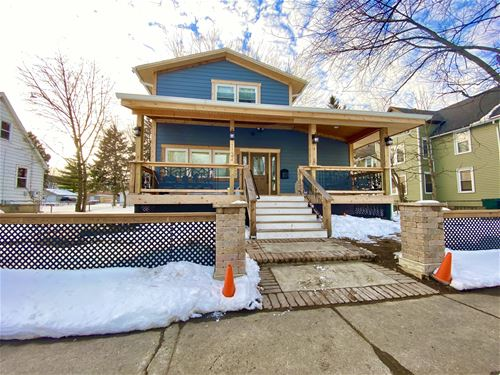 1122 Lincoln, North Chicago, IL 60064