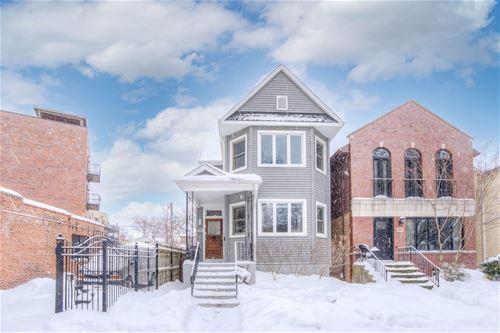 1911 W Berenice, Chicago, IL 60613 Northcenter