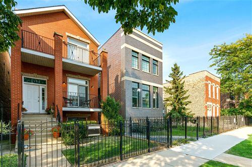 2156 W Erie, Chicago, IL 60612 Ukrainian Village