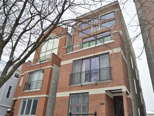 2921 N Damen Unit 2, Chicago, IL 60618 Hamlin Park