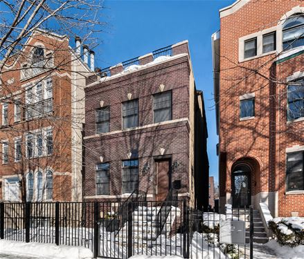2739 N Southport, Chicago, IL 60614 Lincoln Park