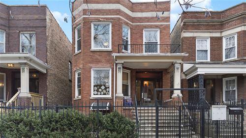 5017 N Hermitage, Chicago, IL 60640 Ravenswood