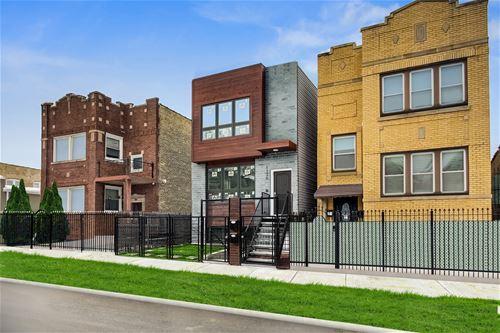 1336 N Hamlin, Chicago, IL 60651 Humboldt Park