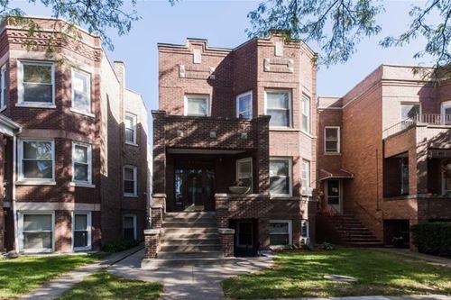3917 N Spaulding, Chicago, IL 60618 Irving Park