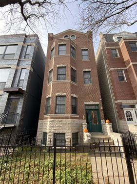 2850 N Damen Unit 2, Chicago, IL 60618 Hamlin Park