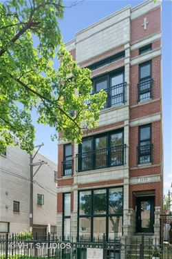 1155 W Eddy Unit 3, Chicago, IL 60657 Lakeview