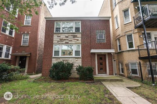 2527 W Berwyn Unit 2, Chicago, IL 60625 Ravenswood