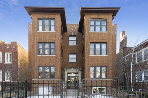 4446 N Campbell Unit GN, Chicago, IL 60625 Ravenswood
