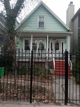 2038 N Whipple, Chicago, IL 60647