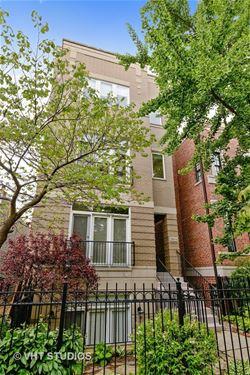 2654 N Racine Unit 2, Chicago, IL 60614 Lincoln Park
