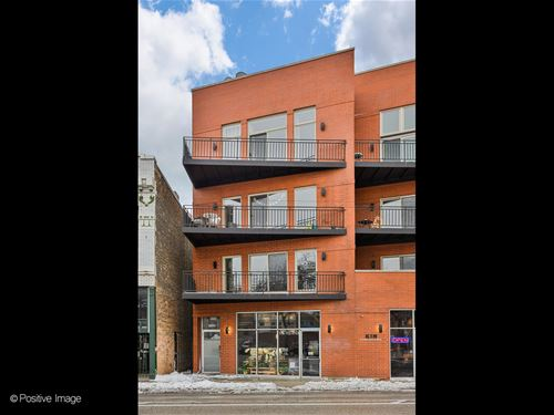 1132 N Milwaukee Unit 2S, Chicago, IL 60622 Noble Square