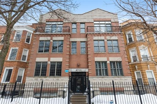 4711 N Kenmore Unit 2S, Chicago, IL 60640 Uptown