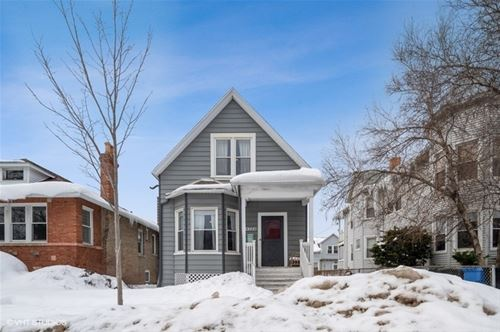 4728 N Kilpatrick, Chicago, IL 60630 Mayfair