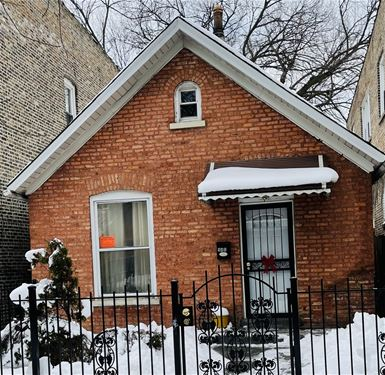 940 N Springfield, Chicago, IL 60651 Humboldt Park
