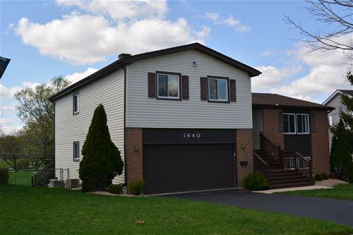 1640 Kingsdale, Hoffman Estates, IL 60169