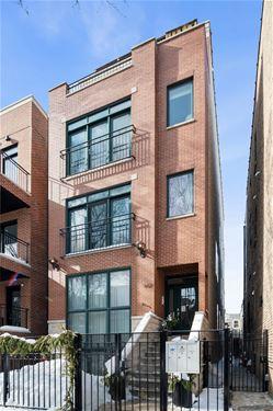 942 N Wolcott Unit 3, Chicago, IL 60622 East Village