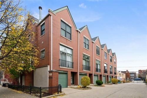 1755 N Hermitage Unit F, Chicago, IL 60622 Bucktown