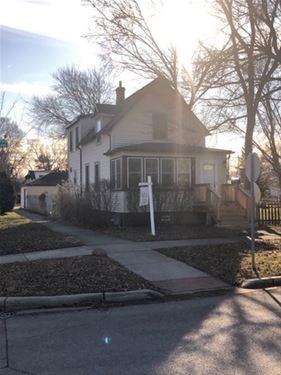 9501 Jackson, Brookfield, IL 60513